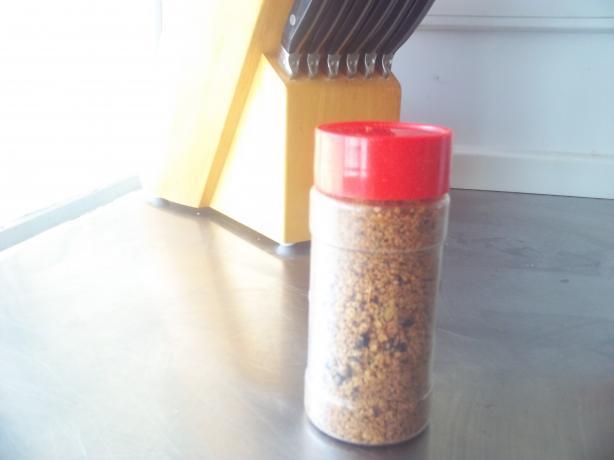 Zydeco Spice Mix
