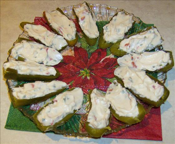Luby's Cafeteria Stuffed Jalapenos
