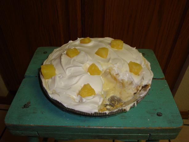 White Trash/ Banana Split Pie
