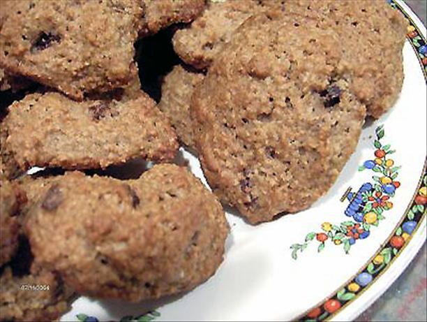 Vera's Oat Bran Cookies