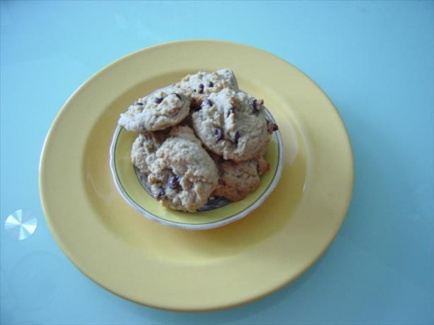 Judy's Chocolate-Oat-Coconut Cookies