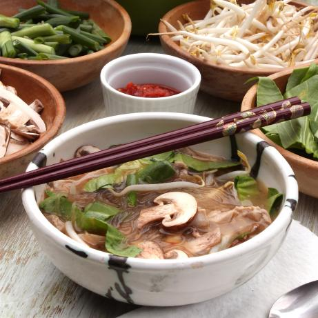 Chinese Hot Pots--Gluten-Free and Low-Carb