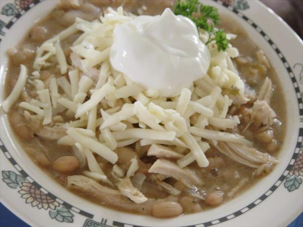 Bellevue White Chili