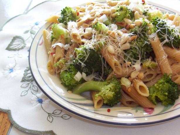Penne a la Broccoli