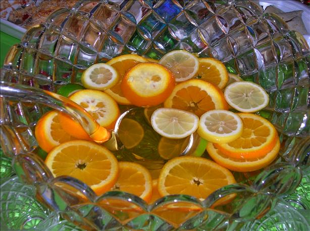 Refreshing White Wine Citrus Sangria