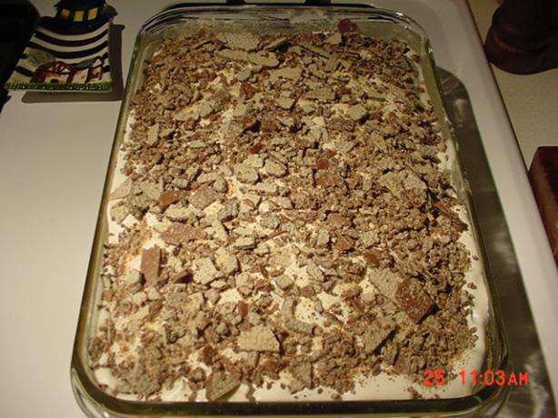 Dump Cake the Loretta Lynn Dump Cake for Ray Charles