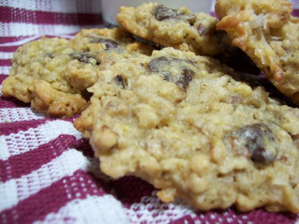 Cracker Jack Cookies