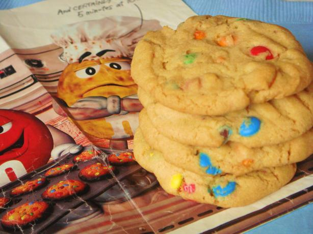 Mike's M & M Cookies