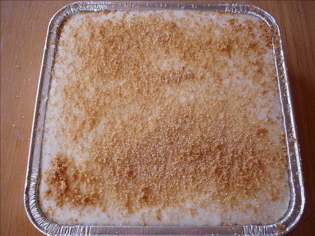 Icebox Dessert
