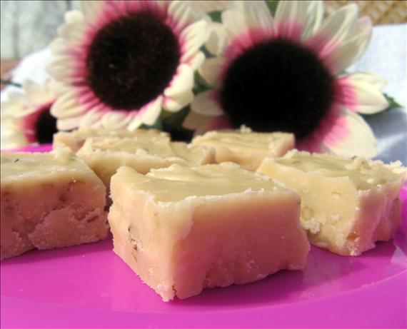 Buttery Walnut Fudge