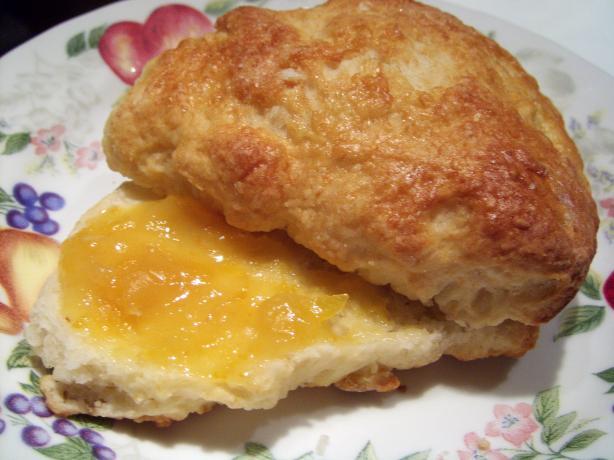 Orange-Apricot Flavored Butter