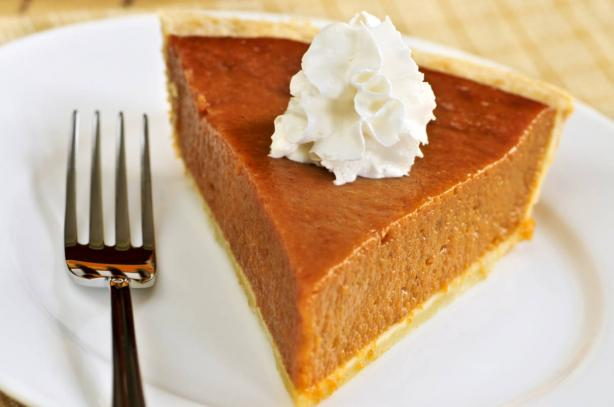 Absolutely Perfect Pumpkin Pie!