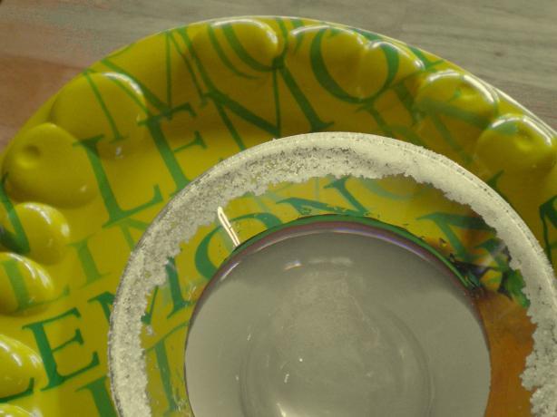 Lemon Cream Martini