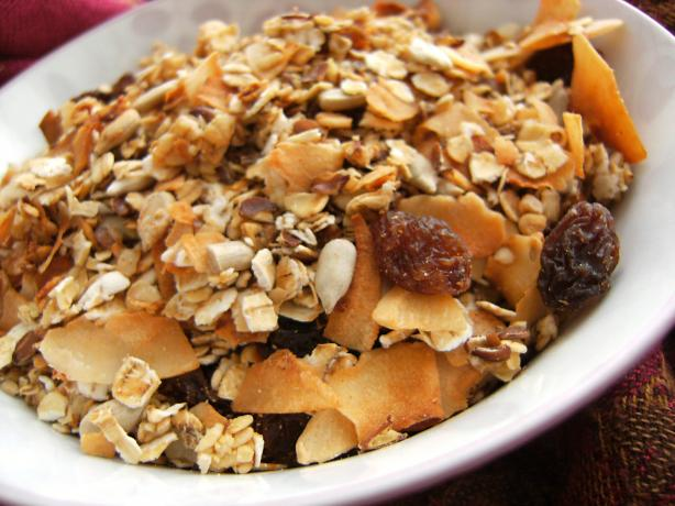 Crunchy Granola (Muesli)