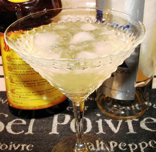 Nutcracker Slippery Martini