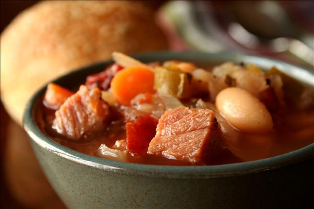 Ham & Vegetable Stew