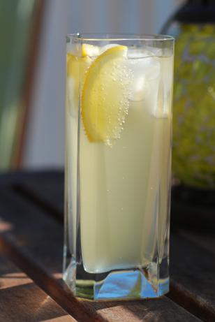 Ginger Beer Shandy (Non-Alcoholic)