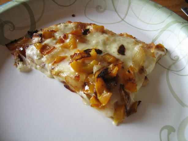 Cheese Topping With Herbs and Spices