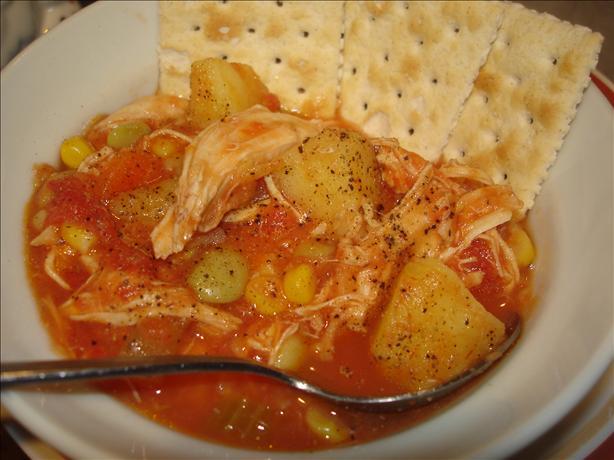 Granny's Homemade Soup