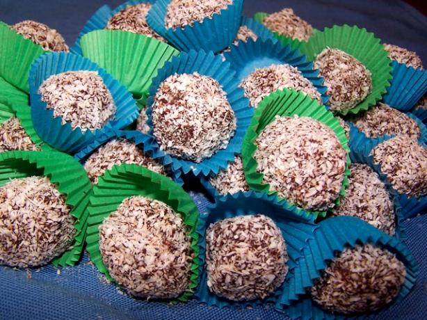 Amarula Cream Truffles: a Homemade Gift!
