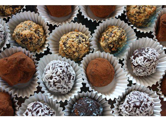 Chocolate Truffles (Vegan)