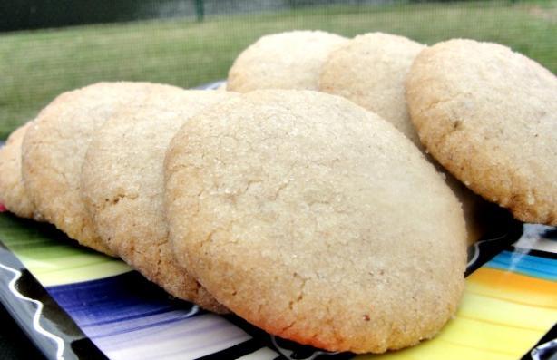 Mae Mortensen's Butter Pecan Cookies