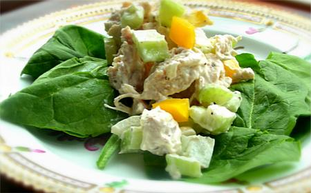 Atlanta Bread Chicken Salad