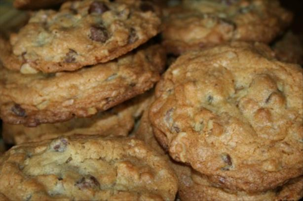 Really Great Chocolate Chip Cookies