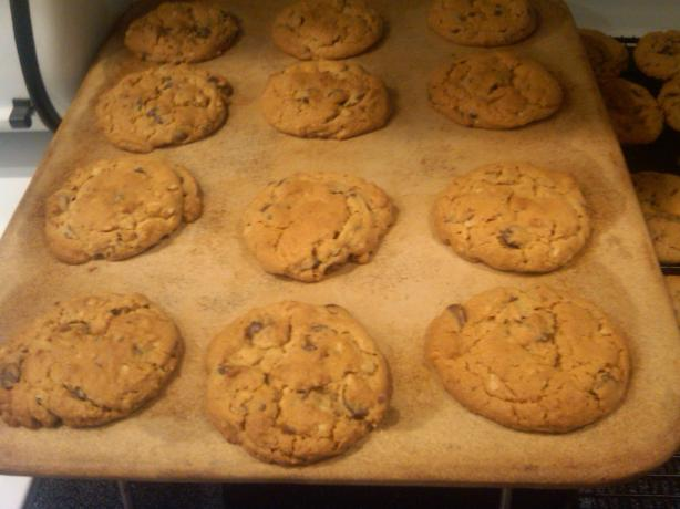 Amy's Yummy Chocolate Chip Cookies