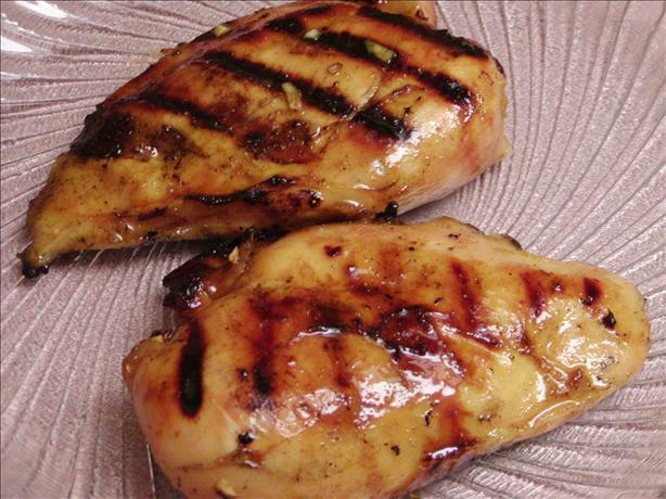 Sticky Garlic Curry Chicken