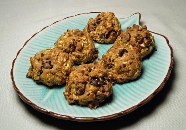 Guilt Free Oatmeal Cookies