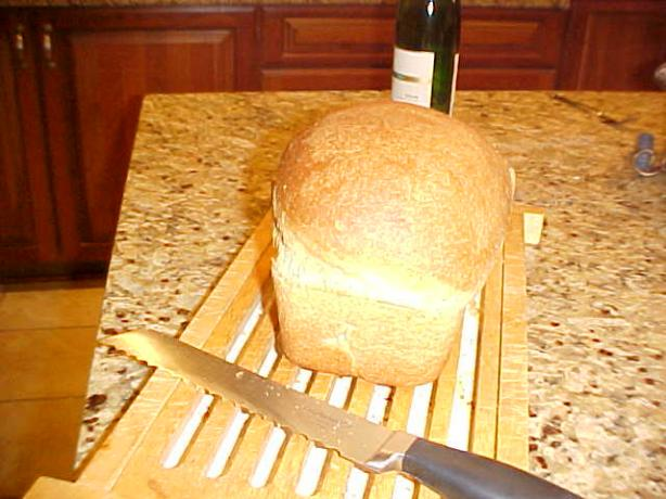 Light Wheat Bread With Honey