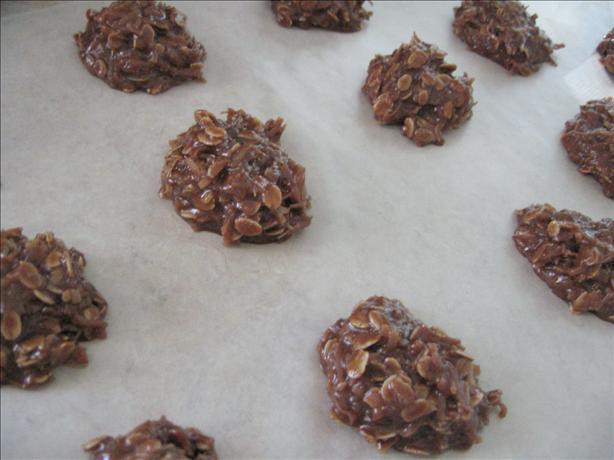 Oh Soo Easy Chocolate Macaroons