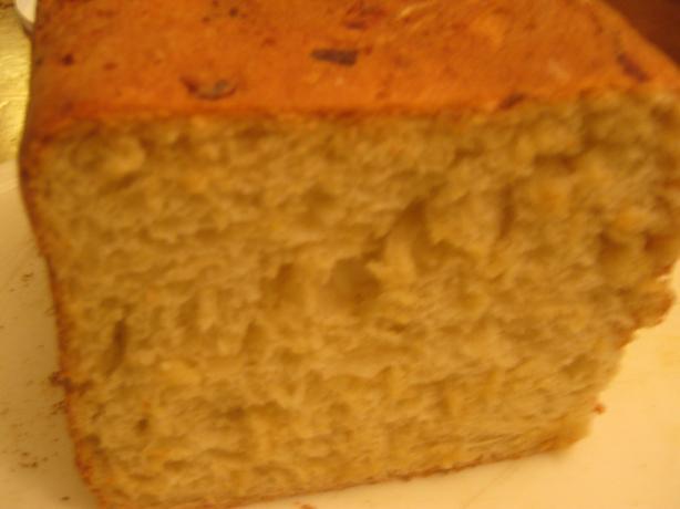Portuguese Sofrito Bread (A B M)