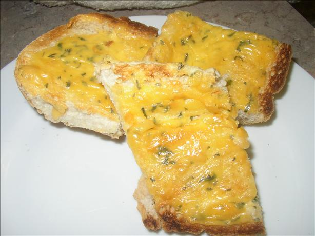 Mother B's Cheese Bread