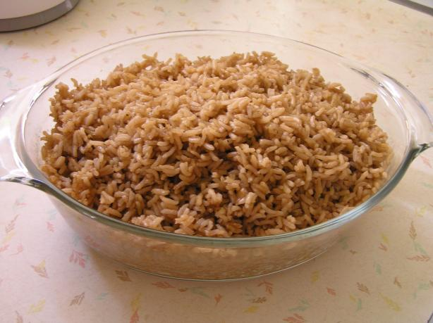 Oven Fried Rice