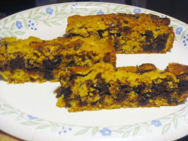 Loaded Cookies in a Cookie Bar