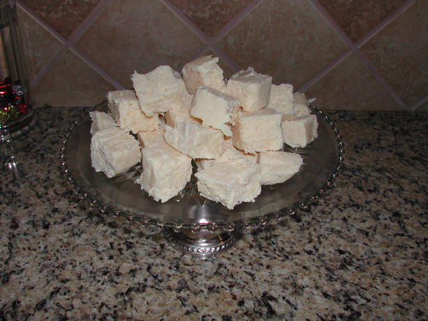 Coconut Creme Fudge