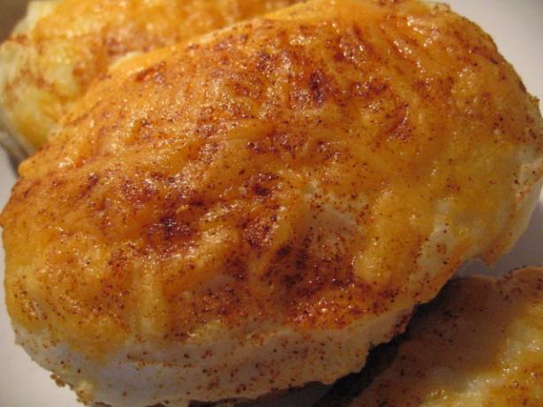 Mom's Famous Half-Shell Potatoes