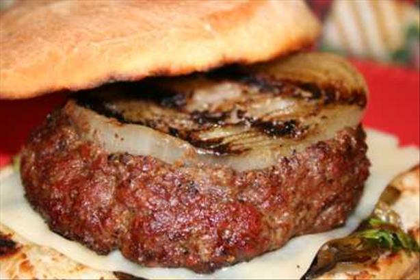 Bull's Eye Burger