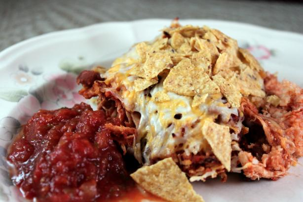 Chicken Taco Casserole (oamc)