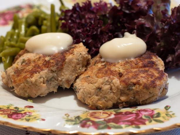 Southern Salmon Patties