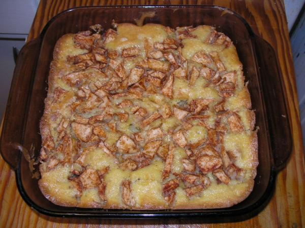 Rachael Ray Apple Cake