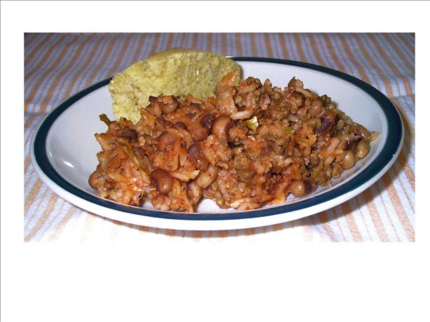 Cowboy Beans & Rice