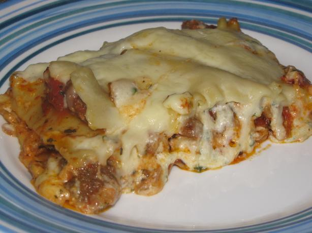 Yet Another Lasagna Recipe...