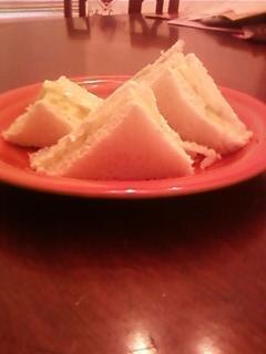 The Best Cucumber Sandwiches
