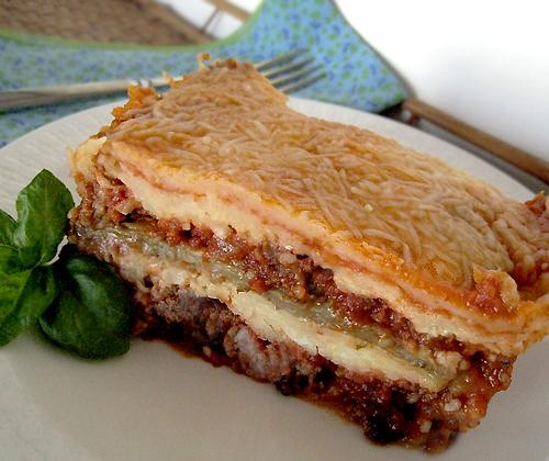 Easy Ricotta Eggplant Mozzarella Marinara Bake