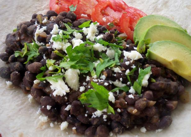 Smoky Chipotle Black Beans