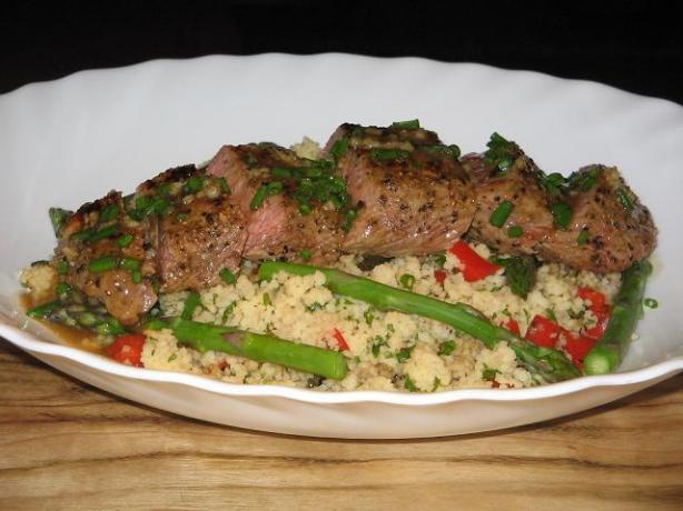 Lemon Pepper Lamb Cutlets