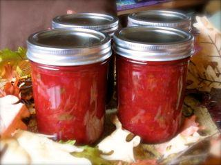 Cranberry Salsa (Canned)